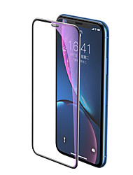 cheap -Baseus full-screen curved anti-blue light tempered glass screen protector (cellular dust prevention)For iP XS Max 6.5inch Black