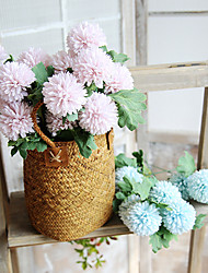 Недорогие -искусственный цветок одуванчик украшение свадьбы проведение цветок дорога ведущий цветок стена