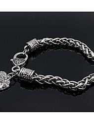 abordables -Femme Strass Alliage Rétro Vintage Elégant Couleur Pleine / bracelet