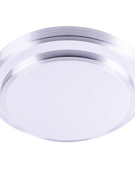 cheap -Flush Mount Lights Downlight Electroplated PVC Acrylic Mini Style, LED 90-240V / 110-120V / 220-240V Warm White / White