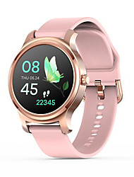 cheap -New R2 Fashion Sports Bluetooth Smart Hand / Heart Rate And Blood Pressure Health Monitoring / Multiple Sports Modes / Call Information Reminder / Siri Voice Assistant / IP67 Life Waterproof