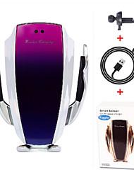 Недорогие -x5 старая версия авто зажима автомобильная беспроводная зарядка автомобильный держатель ци быстрой зарядки подставка для samsung s10 / 10 s9 s8 note9 iphone 11 xs xr