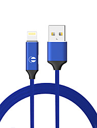 cheap -Lightning Cable 1.0m(3Ft) Quick Charge TPE USB Cable Adapter For iPhone