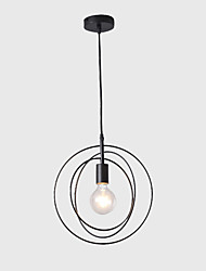 cheap -1-Light Sputnik Chandelier Ambient Light Painted Finishes Metal Creative, Adorable 110-120V / 220-240V