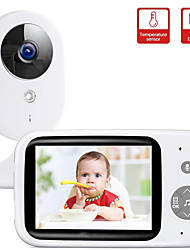 cheap -DIDseth Wireless Video Color Baby Monitor PAL NTSC 352 X 240 IP Camera with 3.2Inches LCD IR Camera 2 Way Audio Talk Night Vision Surveillance Security Camera