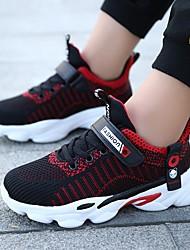 abordables -Garçon Confort Flyknit Chaussures d'Athlétisme Grands enfants (7 ans et +) Vert / Rouge / Rose Automne
