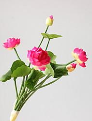 Недорогие -искусственные цветы 1 ветка классика современные современные растения