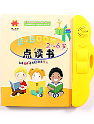 Недорогие -Игрушка для обучения чтению пение Фокусная игрушка Взаимодействие родителей и детей Креатив Пластиковый корпус 1 pcs Дети Все Игрушки Подарок