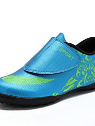 abordables -Garçon Confort Polyuréthane Chaussures d'Athlétisme Grands enfants (7 ans et +) Football Noir / Rose / Bleu de minuit Eté