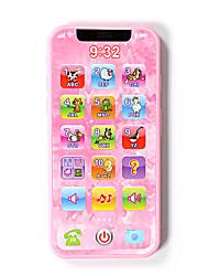 Недорогие -HS-686-9 Игрушечные телефоны Обучающая игрушка Взаимодействие родителей и детей Все Игрушки Подарок / Детские