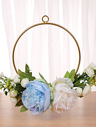 cheap -Fabrics Other Ceremony Decoration - Wedding / Special Occasion Garden Theme / Butterfly Theme / Rustic Theme