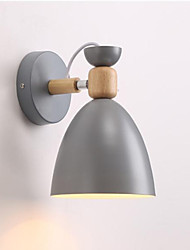 cheap -Wall Lamp Macaron SAimple Modern LED Bedroom Bedside Lamp Nordic Corridor Wall Lamp Cartoon