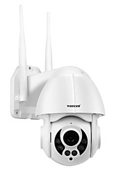 cheap -Wanscam K38D 4X Digital Zoom 1080P 2MP IP Camera Infrared Night Vision 15m Outdoor IP66 Waterproof 2.5 Inch Network P2P CCTV Security Camera
