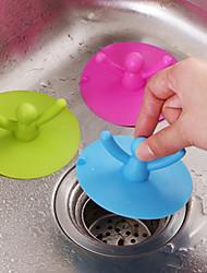 Недорогие -2 шт. Vanzlife злодей острый водный бассейн силиконовая пробка кухня туалет бассейна канализационная пробка крышка сливная пробка кухня прачечная пробка для воды