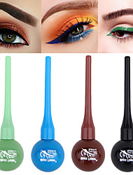 cheap -Eyeliner Waterproof / Professional Level / Women Makeup Liquid Lady / Eye / Cosmetic Matte / High Quality Party / Evening / Dailywear / Gift Daily Makeup / Party Makeup / Cateye Makeup Waterproof