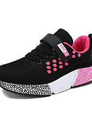 cheap -Girls' Comfort Mesh Athletic Shoes Big Kids(7years +) Running Shoes Black / Pink Fall