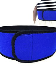 cheap -Lumbar Belt / Lower Back Support for Running Fitness Portable Eases pain Men's Other Material 2pcs Sports & Outdoor Blue