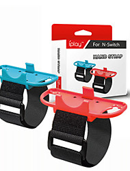 cheap -1 Pair Adjustable Elastic Dance Wrist Band Strap Wristband for Nintendo Nintend Switch Just Dance Joy-Con Controller