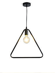 cheap -1-Light 2 cm Creative / Adorable Chandelier Metal Sputnik / Geometrical Painted Finishes Artistic / Modern 110-120V / 220-240V