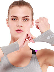 cheap -AOLIKES Wrist Band 2 pcs Sports Elastane Nylon Latex silk Exercise & Fitness Gym Workout Weightlifting Durable Support For Men Women