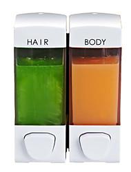 cheap -Soap Dispenser Premium Design / Cool Modern Plastics 1pc Wall Mounted
