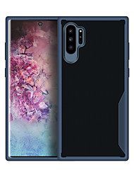 cheap -Case for Samsung scene map Samsung Galaxy S10 S10e S10 Plus Note 10 Note 10 Pro Crystal Pie Series Translucent Frosted TPU Material All Inclusive Mobile Phone Case