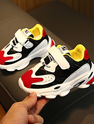 cheap -Boys' Comfort Mesh Athletic Shoes Little Kids(4-7ys) Running Shoes Black / Pink / Beige Summer