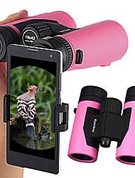 cheap -Eyeskey 8 X 32 mm Binoculars Roof Wide Angle Handheld Travel Size Fully Multi-coated BAK4 Performance Outdoor Exercise Everyday Use Spectralite Coating