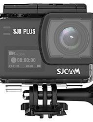 cheap -SJCAM SJCAM SJ8PLUS Touch Action Camera Waterproof 30m Live Video Stabilization HD Camera 2160P Fisheye correction / Boot automatic recording Car DVR 170 Degree Wide Angle CMOS 2.33 inch IPS Dash Cam