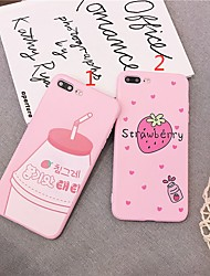 cheap -Case For Apple iPhone 11 / iPhone 11 Pro / iPhone 11 Pro Max Pattern Back Cover Food TPU