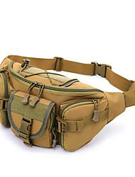 Недорогие -Пояс Чехол Беговой пакет 10 L для Отдых и Туризм Спортивные сумки Дышащий Пригодно для носки Универсальные Сумка для бега