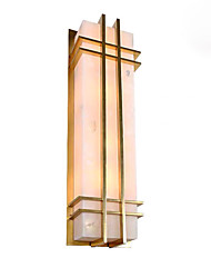 cheap -QIHengZhaoMing Wall Lamps & Sconces Bedroom / Shops / Cafes Metal Wall Light 110-120V / 220-240V 20 W