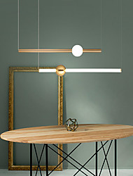 cheap -1-Light LED® Sputnik Novelty Chandelier Ambient Light Electroplated Painted Finishes Metal Creative LED 110-120V 220-240V Warm White Cold White
