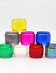 Недорогие -Yuhetec замена пузыря стеклянной трубки для Vandy Vape сетки 24 RTA 4 мл TFV12 Принц 8 мл 2 шт.