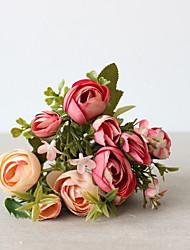 Недорогие -Искусственные цветы Современный современный Букеты на стол 1