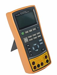 cheap -ETX2025 handheld multifunctional process verification accuracy 0.02 provide 24 ma output current and measuring thermocouple thermal resistance source frequency measurement and output
