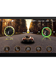 cheap -SWM 9101 10 inch 1 DIN Android 8.1 In-Dash Car DVD Player / Car MP5 Player / Car MP4 Player Touch Screen / GPS / MP3 for universal RCA / HDMI / FM2 Support MPEG / MPG / WMV MP3 / WMA / WAV JPEG / BMP