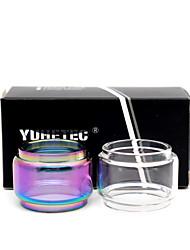 Недорогие -Замена жирового стекла yuhetec для вапорессо skrr skrr-s 8мл соло плюс 8мл 2шт