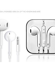 cheap -LITBest Universal Wired In-ear Earphone Wired Travel Entertainment Noise-Cancelling Stereo with Microphone