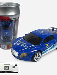Недорогие -Автомобиль Гоночное судно 8803 1:12 Бесколлекторный электромотор RC автомобилей 15km/h 2.4G Синий Готов к использованиюАвтомобиль