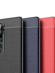 cheap -Case For Xiaomi Xiaomi Redmi Note 5A / Xiaomi Redmi Note 5 Pro / Xiaomi Redmi Note 5 Shockproof / Ultra-thin Back Cover Solid Colored TPU