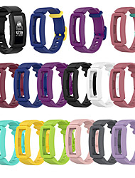 cheap -Replacement Classic Silicone Smart Watch Band Strap Wristband Bracelet For Fitbit Ace 2 Kids Watch Band For inspire/inspire HR Watch Band