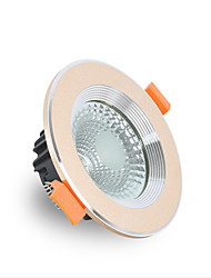 cheap -LED Engineering Lighting Ceiling Lamp 7W Hotel Embedded Straw Hat Downlight Led Ceiling Spotlight
