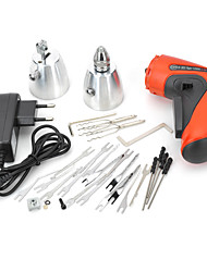 cheap -S0011 Power tool set Easy to Carry / Multifunction / Wireless use Installing the door lock