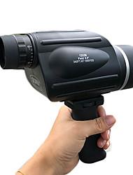 cheap -GOMU 13 X 50 mm Monocular Range Finder Porro Waterproof High Definition Fogproof Multi-coated BAK4 Night Vision Plastic Metal / Wide Angle / IPX-6 / Yes / Bird watching