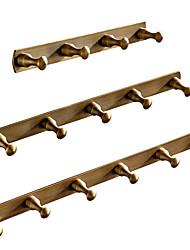 cheap -Bathroom Accessory Set / Towel Bar / Robe Hook New Design / Creative / Multifunction Contemporary / Antique Brass 1pc - Bathroom Wall Mounted
