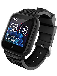 cheap -New Multi Q8 Bluetooth Sports Smart Watch / Heart Rate And Blood Pressure Health Monitoring / Step Counting / Multiple Sports Modes / Call Information Reminder / Custom Reminder / IP67 Life Waterproof