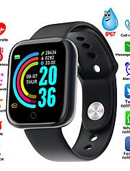 cheap -Women's Digital Watch Digital Digital Formal Style Modern Style Casual Water Resistant / Waterproof Bluetooth Smart / Silicone