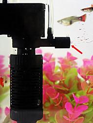 cheap -Aquarium Fish Tank Filter Vacuum Cleaner Cleaning Care Reusable Plastic 1pc