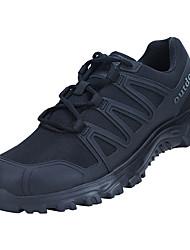 cheap -Unisex Sneakers Lightweight Breathable Anti-Slip Sweat-wicking Running Hiking Team Sports Autumn / Fall Winter Black